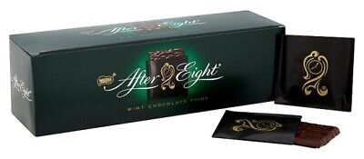 UK Sweet - 300g UK After Eight Mint Chocolate Thin Gift Box Packed