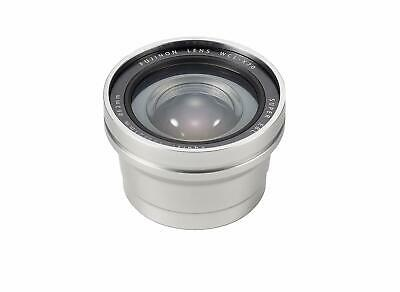 Fujifilm Wide Converting Lens For Fujifilm X 70 Silver Wcl - X 70 S New