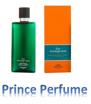 HERMES EAU D'ORANGE VERTE ALL-OVER SHAMPOO - 200 ml