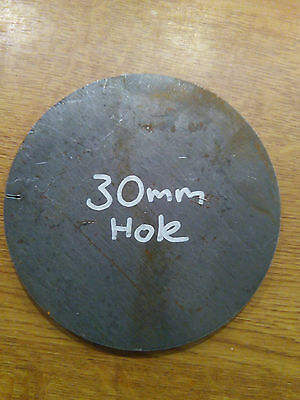 148x10 Round Disc Circle Mild Steel With 30mm Hole