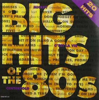 Big Hits of the 80's by Various Artists