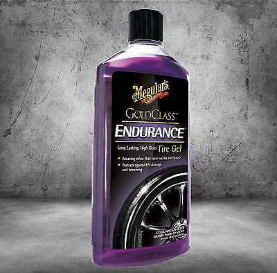 Meguiars Endurance Haute Brillance Pneu Gel G7516 473ml