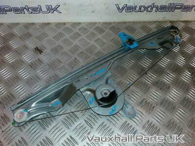 RENAULT MODUS MK1 5 N/S/F Passenger Front Window Motor Regulator 63350