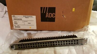ADC Musa Video Patch panel 1RU 2x24 PPE1224-SMJ new