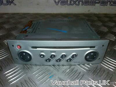 2005 RENAULT Modus MK1 Stereo CD Player 8200357388 TJ341