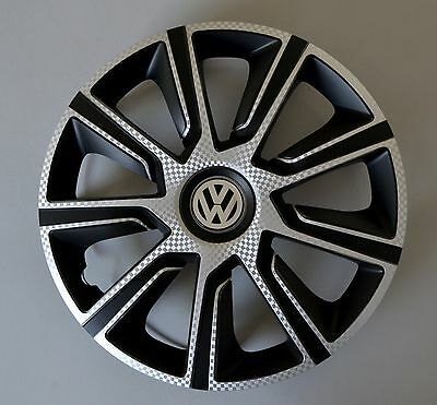 "14"" Volkswagen Polo,Golf,Fox,Lupo,etc... Wheel Trims/Covers, Hub Caps,Quantity 4"