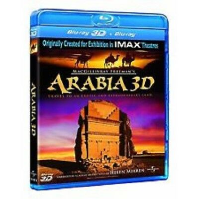 Arabia 3D BLU-RAY NEUF SOUS BLISTER