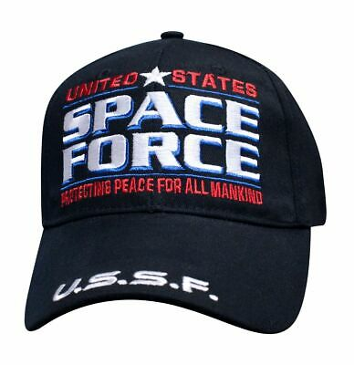 eeeb7208e65 SPACE FORCE USA Military Trump Hat United States Space Force USSF ...