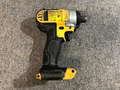 DeWALT DCF885 18v Cordless Impact Driver Bare Unit Body Only - USED
