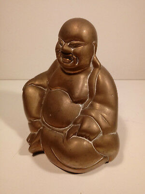 BUDDHA IN OTTONE VINTAGE - CM.13 - Made in China