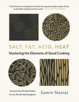 Salt, Fat, Acid, Heat Mastering the Elements of Good Cooking, Ausgezeichnet 3527