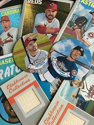 2019 Topps Heritage Inserts - Pick Your Player