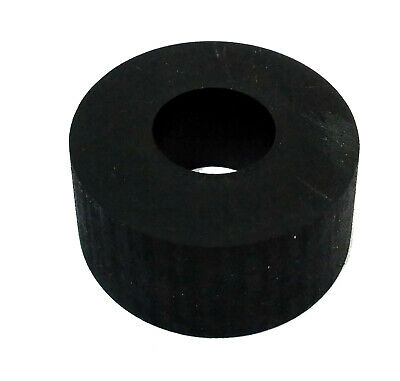 "Herco Precision Neoprene Rubber Ring - Bushing - Pad - Wheel (1"" OD x 1/2"" ID)"