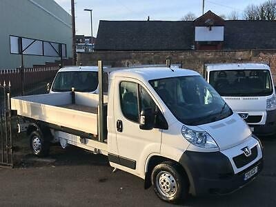 From £5495 Boxer Relay Xlwb 13' 13 Foot Feet Long Alloy Pickup Truck Dropside