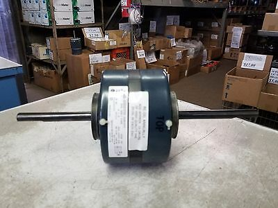 "Ao Smith 326P422 115/1/60 1/12Hp 1550 Rpm Dual 1/2"" Shaft Blower Motor"