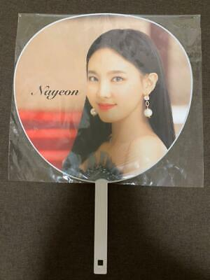 TWICE Na-Yeon DOME TOUR 2019 Dreamday Paper Fan Picket K-Pop Official Japan F/S