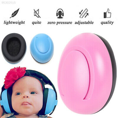 BFDF Baby Ear Muffs Sponge Anti-Noise Protective Soft Noise Reduction Earmuff