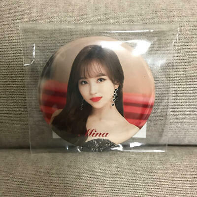 TWICE DOME TOUR 2019 Dreamday Official Goods K-Pop Can Badge Mina Japan F/S