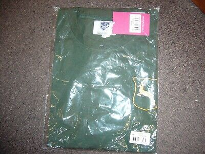 5499443b5d9 An Ellis Rugby XV Heritage Rugby T-Shirt ER South Africa Size 3XL BNWL in