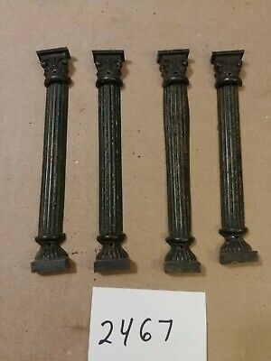 Sessions   Mantle Clock Grecian Style 4 Columns