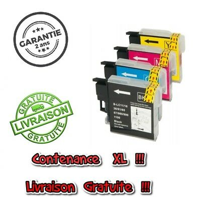 Encre pour Imprimante: MFC795CW (non originales BROTHER) 110V6