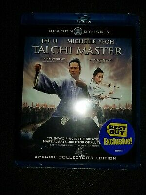TAI CHI MASTER (SPECIAL COLLECTOR S EDITION) bluray only .