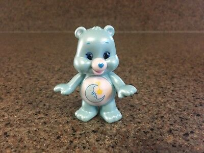 Bedtime Bear Care Bear Pearlized Ed Series 3 from Blind Bag #43085 Am Greeting