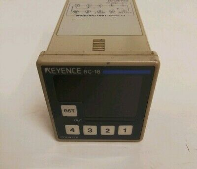 RC19 KEYENCE CORP RC-19 USED TESTED CLEANED