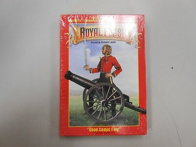 Royal Flash Directed by Richard Lester! (2007, DVD) New in shrink wrap! LOOK!