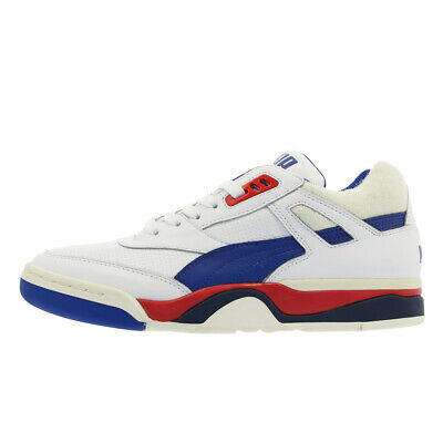 best service 2d1e6 57671 Puma Men s PALACE GUARD OG Shoes Puma White Blue Red 369587-01 d