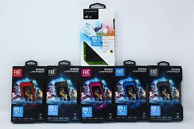 """Lifeproof Fre Series Waterproof Case Cover for iPhone 7 & iPhone 8 4.7"""" - NEW !!"""