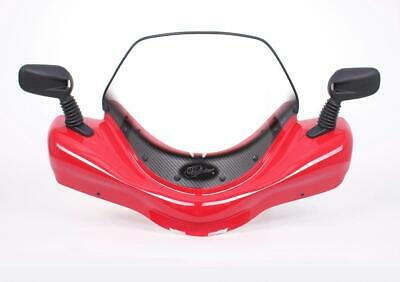 Windshield Can-Am Outlander 800 2010 Viper Red BRP-06