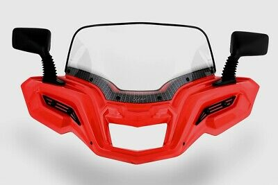 Windshield Polaris Sportsman 850 2017 Indy Red PS-17