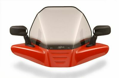 Windshield Yamaha Grizzly 700 2014 Red UN-94