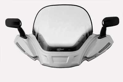 Windshield Can-Am Outlander 650 Max DSP 2015 Light Grey BRP-12