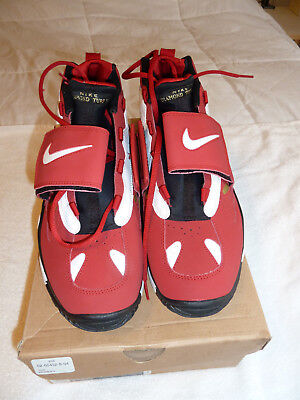 c755b1c6e8 DS NEW NIKE Air Diamond Turf Ii 2 Sz 11 Deion Sanders 49Ers Varsity ...