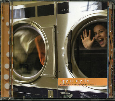 Spyn Psycle Vol. 1 (CD, 2002, Sparrow Records) - Collection of Recording Artists