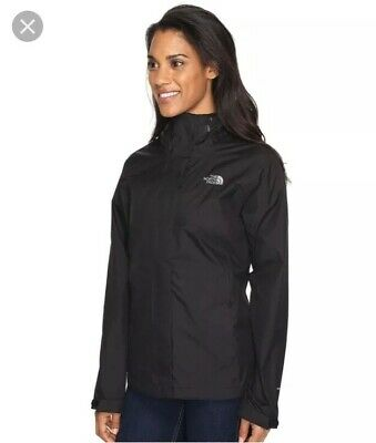 037bf8659 NEW WOMEN'S THE North Face Resolve 2 Jacket TNF Black Size Large ...