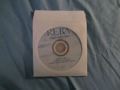 Reba McEntire: What if it's you Country CD