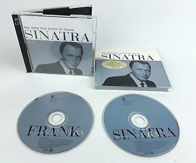 My Way The Best Of Frank Sinatra CD - 2 CDs 1997 - Fast Dispatch