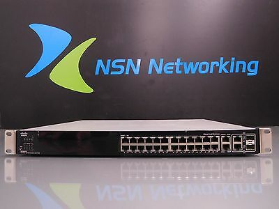 Cisco SFE2000 24-Port 10//100 Ethernet Switch