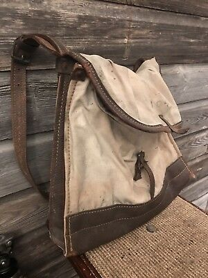 Vintage Canadian Pacific Express Railway/Railroad Mail Bag