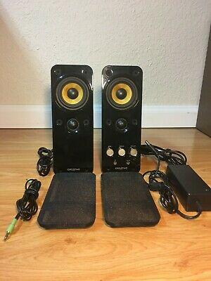 Creative Labs 51MF1610AA002 GigaWorks T20 Series II 2.0 Multimedia Speaker