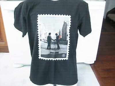 Pink Floyd Wish you were here 30th anniversary t shirt authentic original 2004