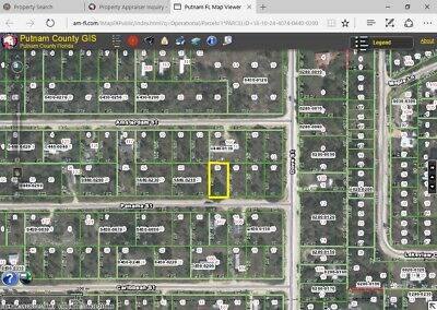 Buildable LOT,Mobile Home OK,by Gainesville Selling Regardless of Price,ABSOLUTE