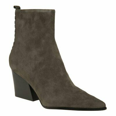 9f452d6ce99 NEW KENDALL + Kylie Felix Black Leather Ankle Boot - Size 10 ...
