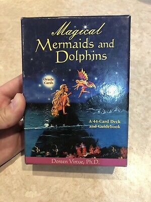 Doreen Virtue Magical Mermaids and Dolphin Oracle Cards