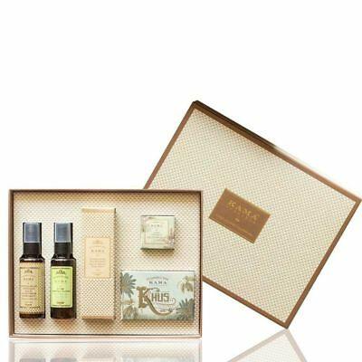 Kama Ayurveda Ayurvedic Box 370gm For Fast Shipping Health & Beauty Bar Soaps