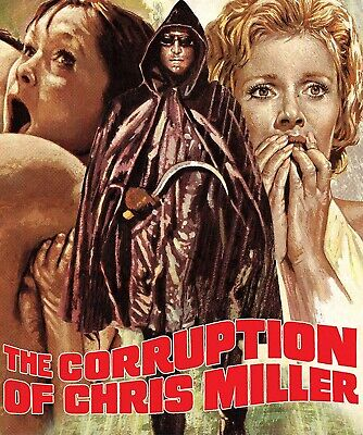 The Corruption Of Chris Miller Dvd Only | Region Free | Vinegar Syndrome