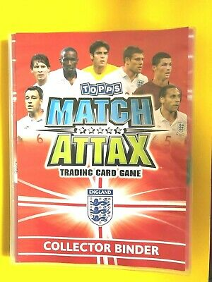 Topps Match Attax England World Cup 2010 MOTM/100 Club/Limited Editions - CHOOSE